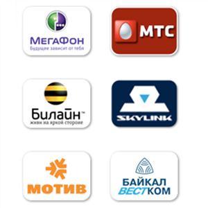 Операторы сотовой связи Солтона