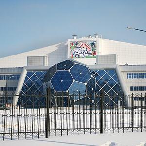 Спортивные комплексы Солтона